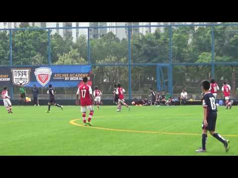 20161218 Kitchee U13 vs South China First Half