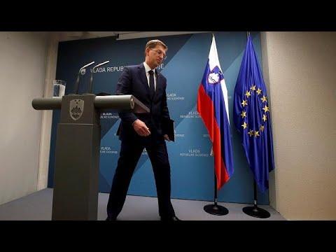 Crise gouvernementale en Slovénie, Miro Cerar démissionne