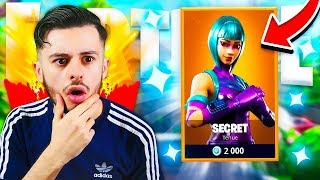 🔴 I WILL FINALLY TO THE DEFIES FOR THE SKIN SECRET SAISON 9 ON FORTNITE BATTLE ROYALE !!!