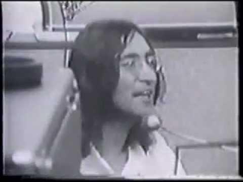 John Lennon - Let it A, Let it B, let it C, Let it D..