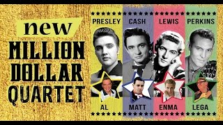 Rave On! Mayo 2017 - New Million Dollar Quartet