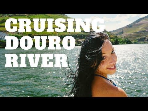 Cruising the Douro River with AnimaDurius #Porto #Portugal