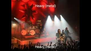 Helloween-Heavy metal (is the law) subtitulado al español