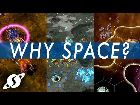 Why Do We Love Space Games? | Strategy Visions Episode 1