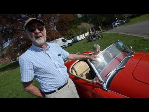 Easter Motor Show at Weston Park