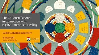 The 28 Constellations in connection with NgalSo Tantric Self-Healing (English -Italian) – 31 January 2017