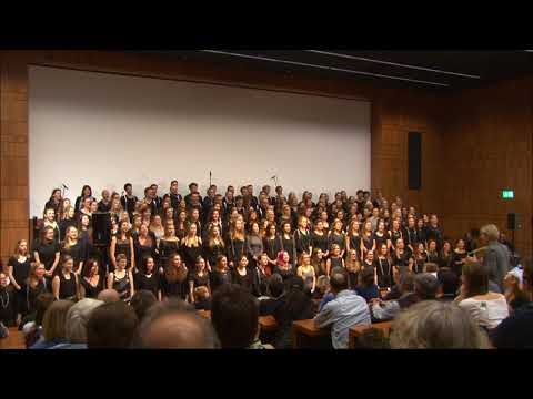 Linkin Park - Castle Of Glass (Zurich University of Teacher Education Choir)