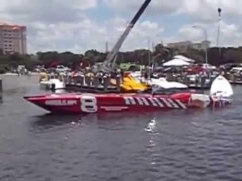 Off Shore Boat Racing Sarasota,Florida