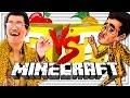 Minecraft | PPAP LUCKY BLOCK CHALLENGE | PEN PINEAPPLE APPLE PEN BATTLES?