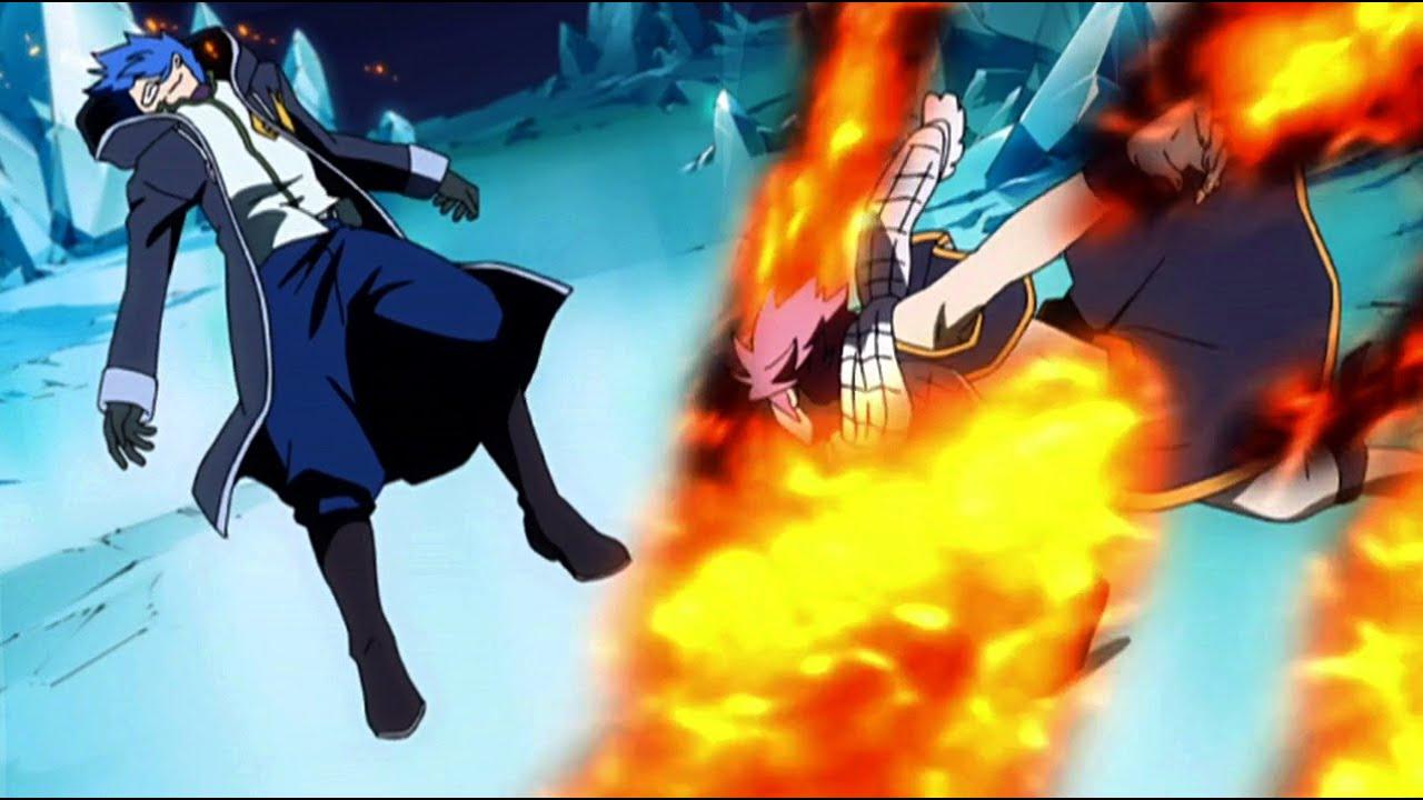 Fairy Tail: Natsu Vs Jellal