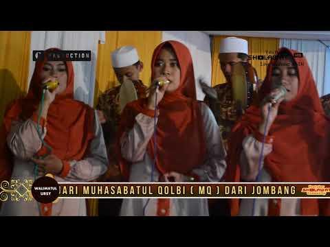 MUHASABATUL QOLBI - MAHALLUL QIYAM ( WALIMATUL URSY ) LIVE BANGKALAN MADURA 2017