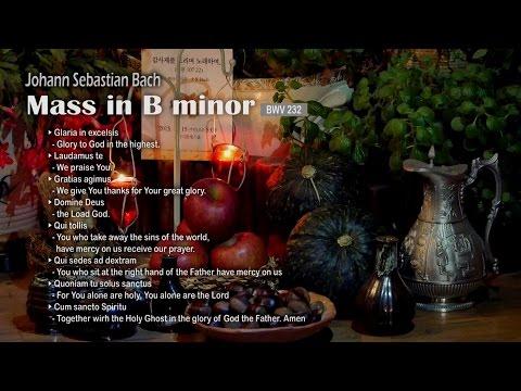 J. S. Bach - Mass in B minor - BWV 232; 지휘 김성기 남서울은혜교회