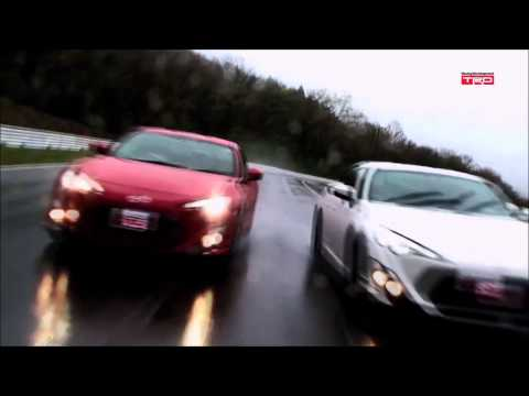 「TRD86×m.o.v.e」 TOYOTA 86 PV/Outsoar The Rainbow
