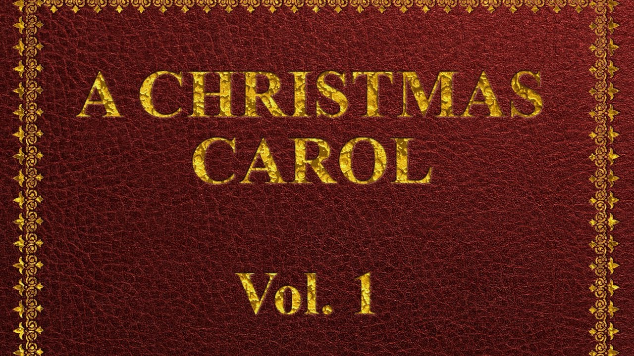 A Christmas Carol Audiobook Stave 1   Charles Dickens   Christmas Audiobook   The Audiobook ...