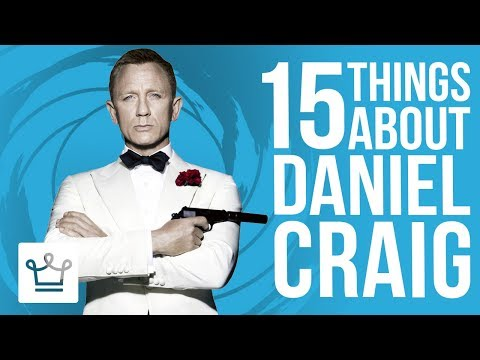 15 Things You Didn't Know About Daniel Craig