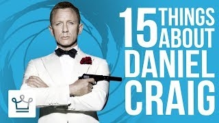 Download 15 Things You Didn't Know About Daniel Craig Mp3 and Videos