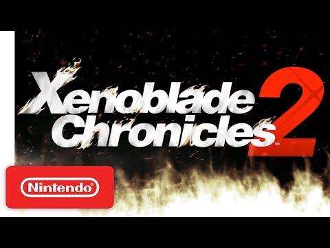 Xenoblade Chronicles 2 - The World of Alrest Trailer - Nintendo Switch
