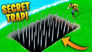NEW OP TRAP TRICK!! - Fortnite Funny WTF Fails and Daily Best Moments Ep.1299