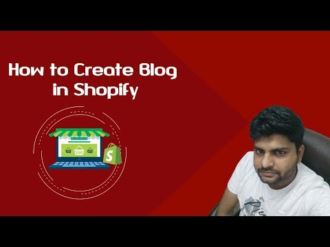 Shopify tutorials for beginners -2018 | Shopify Blogs | How to create Shopify Blog thumbnail