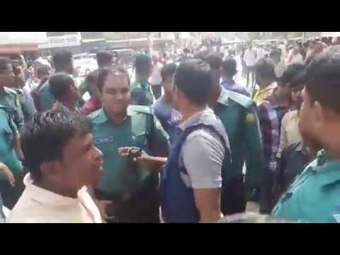 সিলেট চৌহাটা পয়েন্টে গাড়ী বন্ধ করে | Sylhet Chowhata Point | Mayor Ariful Haque Choudhury