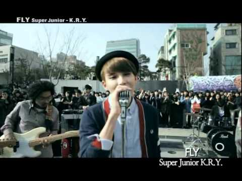 Super Junior K.R.Y. - FLY
