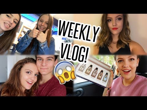 WEEKLY VLOG: Outfit Disaster, Horror Movie Night & My Friends Take Over the Vlog!