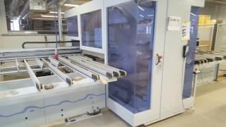 WEEKE WEEKE O BHX 500 CNC Machining Center