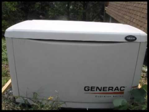 Repeat How Generac Guardian Generators Works Protecting Your Home by