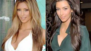 Celebrites: Blonde or Brunette? You Decide