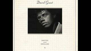 David Grant feat Jacki Graham - Could It Be I