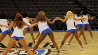 Thunder GIrls: NBA Cheerleaders
