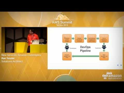 AWS Summit Series 2015 | Tel Aviv: Amazon CodeDeploy Demo