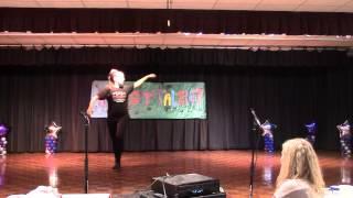 Hillcrest Middle School Talent Show part 1
