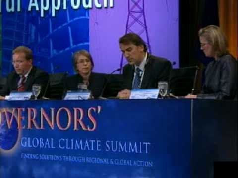 Global Climate Summit:Cutting Greenhouse Gases