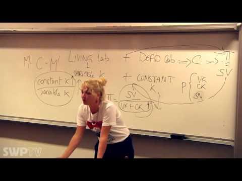 Accumulation the Motor of Capitalism Marxist Economics Course Sonja Coquelin - YouTube