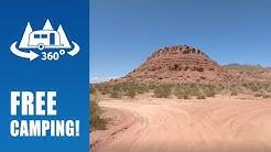 Little Black Mountain Petroglyph Site | Littlefield, AZ - 360° Drive-thru
