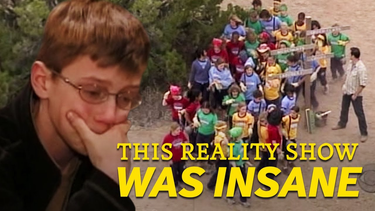 Was 'Kid Nation' The Worst Reality Show Ever?