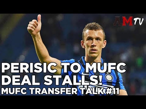 Perisic Deal Stalls! | Dave Stays?! | MUFC Transfer Talk #11