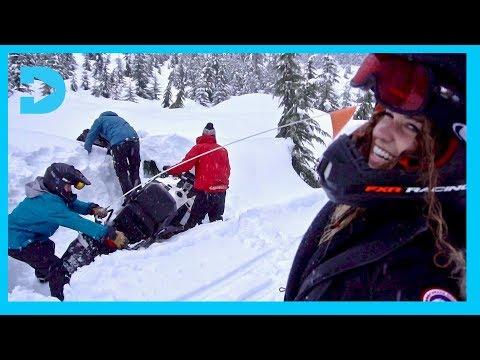 Winter Adventure In Whistler Canada - Travel Vlog