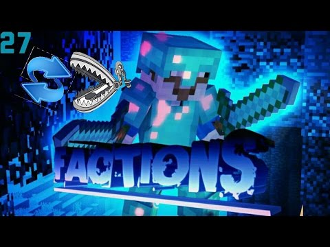 MCPE Factions: #27 | REVERSE TP TRAPPING!