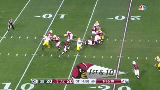 Larry Fitzgerald wins it for the Cardinals