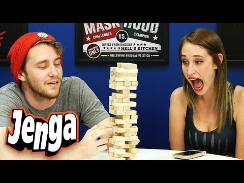 SourceFed Plays Jenga: Secrets Revealed!