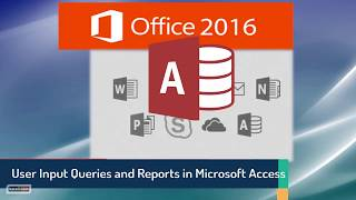 User Input Queries and Reports with Date Range in Microsoft Access 2016