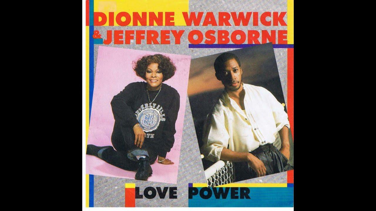 Download Dionne Warwick & Jeffrey Osborne - Love Power (1987 LP Version) HQ