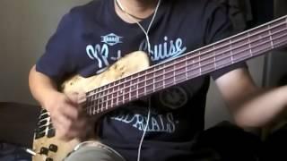 test drive my ibanez srsc805 single cut 5 string bass