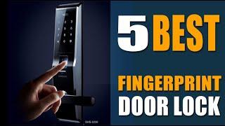 Top 5 Best Fingerprint Door Lock   Best Selling Smart Locks Sellers on Amazon screenshot 5