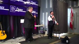Video 062815 Ain't no grave Duet Russ Taff and Gord Clark at Dynes Christian Centre Sunday June 28 2015 download MP3, 3GP, MP4, WEBM, AVI, FLV Agustus 2018