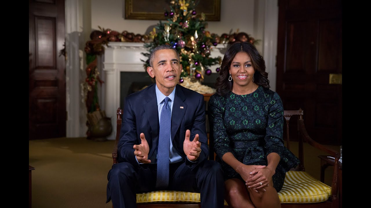Weekly Address: Merry Christmas from the President and First Lady ...