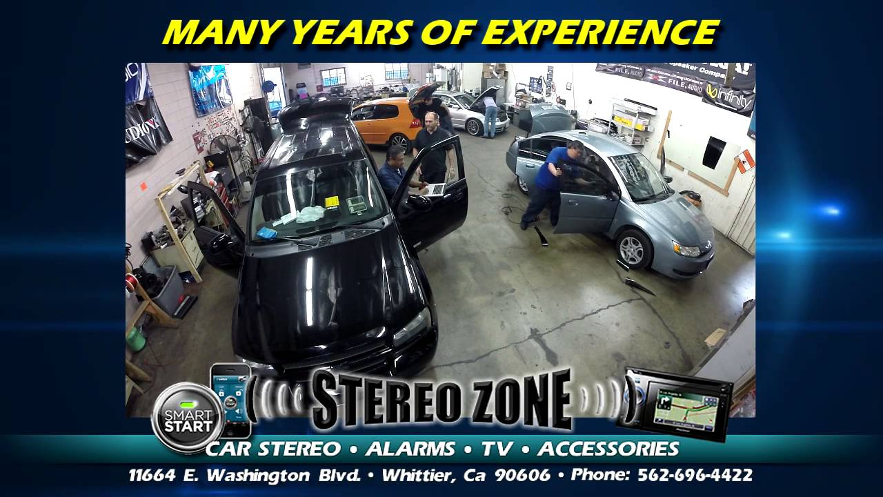 Car audio, video, and navigation | Whittier, CA | Stereo Zone