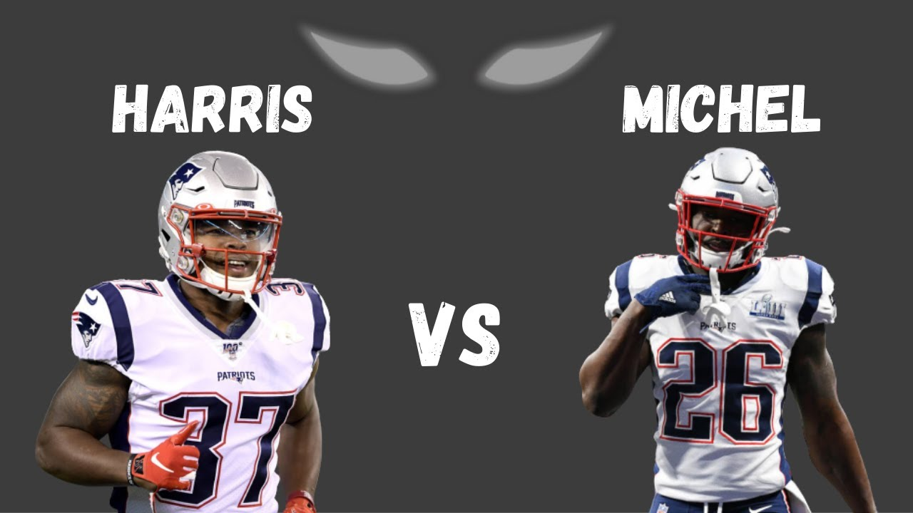 Sony Michel Vs Damien Harris Youtube